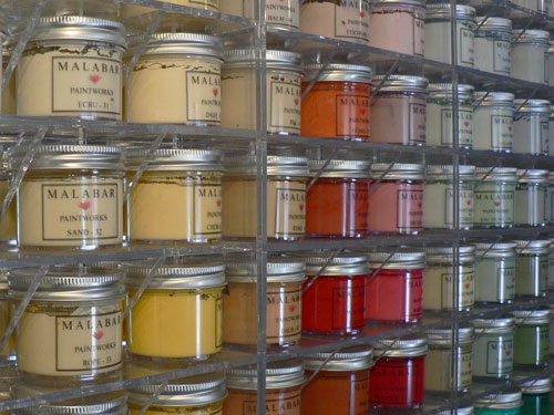 Silver Leaf Interior Design, Holt, Norfolk - Paint Samples